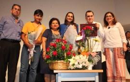 Reconocimiento a la trayectoria de Rosita Aurora Caamaño