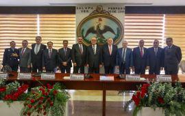 En emotiva ceremonia, reciben reconocimiento Magistradas y Magistrados en Retiro del Poder Judicial del Estado de Veracruz