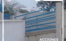 MIGUEL TRONCO GARANTIZA SALUBRIDAD EN EL RASTRO DE LAS CHOAPAS