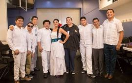 """Los Cojolites lanzan """"Rema Rema"""" en el Esperanza Iris en CDMX"""