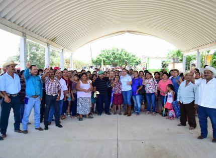 Ganaderos del Sur, apoyan a Maricela TRONCO para Diputada Federal