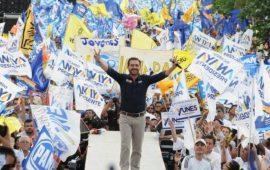 Miguel Ángel Yunes Márquez presenta el Plan Seguridad Veracruz
