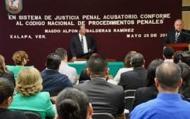 Conocimiento del derecho y criterio jurídico, fundamentales para impartir justicia: Magistrado Presidente Edel Álvarez
