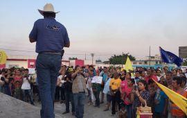 """""""MI PROPUESTA VA POR EL PUEBLO"""": ALEJANDRO TRONCO"""