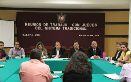 Evaluación permanente de juzgadores, premisa fundamental en el Poder Judicial de Veracruz: Esmeralda Domínguez
