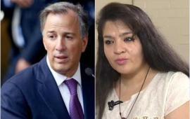 Juez desecha demanda de Nestora Salgado contra José Antonio Meade
