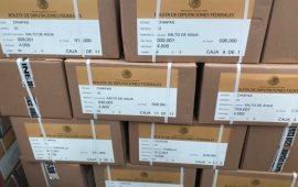 INE inicia distribución de boletas electorales en México