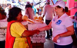 Quiero ser gobernadora para que los ciudadanos sean quienes tomen las decisiones del rumbo de Veracruz