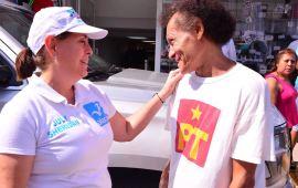 Llama July Sheridan a votar por su propuesta de gobierno y por Nueva Alianza