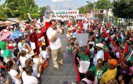 Veracruz requiere un gobierno que se faje los pantalones: Pepe