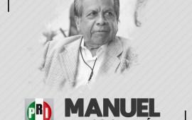 Este martes, homenaje a Manuel Ramos Gurrión en el CDE del PRI