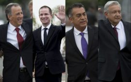 Empresarios convocan al diálogo a los 4 candidatos presidenciables