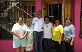 Villalpando garantía del cambio para el Distrito 10 Xalapa Urbano