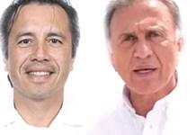 CONTRA LA PARED PONE CUITLÁHUAC GARCÍA A YUNES LINARES