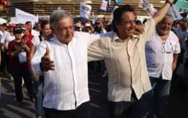 Hoy empieza a deshojar Cuitláhuac, Margarita del Gabinete