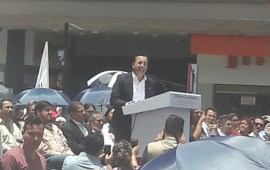 Confirma Cuitláhuac García que este miércoles dará a conocer a su secretario de Gobierno