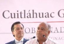 Eric Cisneros asumirá Secretaría de Gobierno el 1 de diciembre