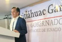 Cuitláhuac García desmiente lista de su gabinete