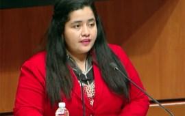 Los traspiés, de la improvisada senadora Claudia Balderas