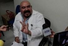 """Viene Cuitláhuac para """"destapar"""" al neumólogo Ramos Alor"""