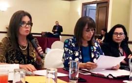 Magistrada Gladys Pérez participa en el XVII Encuentro Iberoamericano de Magistradas en Guatemala