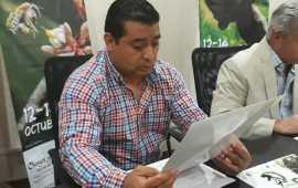 """Julio Ortega presentó las actividades a realizar en el festival """"changos y monos tesoro de los tuxtlas"""""""