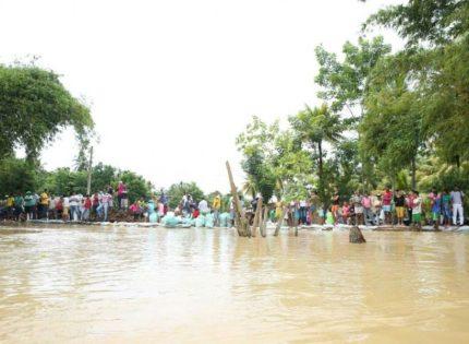 Lluvias, inundaciones; damnificados, indiferentes gobiernos