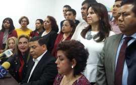 Gómez Cazarín Coordinador de Grupo Legislativo mayoritario de Morena