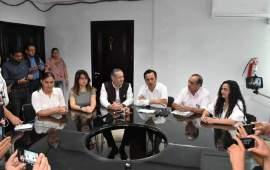 Guardia Nacional, necesaria para responder demanda ciudadana de seguridad: Cuitláhuac García