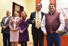 """Dip Gómez Cazarín asiste a Conferencia """"Liderhazlo"""" que imparte Miguel Ángel Hernández"""