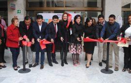 """Inauguran Módulo del Programa """"Jóvenes Construyendo el Futuro"""" en el Palacio Legislativo"""