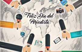 Reconozco ampliamente el trabajo de todo periodista: Gómez Cazarín
