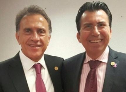 Guízar traiciona a AMLO vendiéndose una vez más a YUNES
