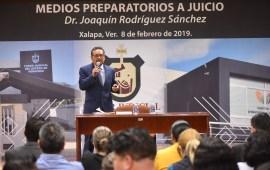 Preservar el interés superior del menor en juicios civiles y familiares: Dr. Joaquín Rodríguez