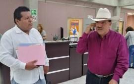Sergio Guzmán incansable labor de gestoría