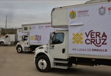 Más de 31 mdp de inversión, el Gobierno del Estado abastece centros de Salud en Veracruz