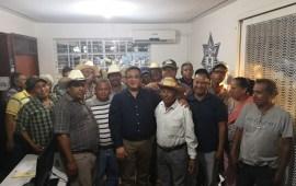 Atiende SEDARPA a citricultores de la zona de Álamo y liberan bloqueo carretero