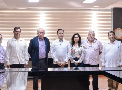 Instalan Mesa para la Construcción de la Paz en Coatzacoalcos