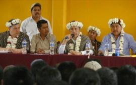 Garantizada la seguridad en Soledad Atzompa: Cuitláhuac García