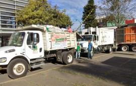 Participa SEDEMA en recolecta de residuos sólidos urbanos y electrónicos