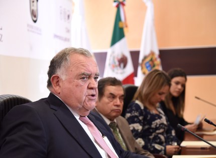 Tribunal de Conciliación y Arbitraje cuenta con nuevas instalaciones: Edel Álvarez