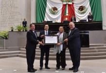 "Recibe Norma Romero Vázquez ""Premio Estatal de la Mujer Veracruzana 2019"""
