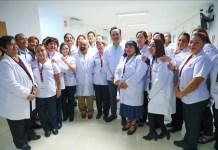 Inaugura Gobernador el Centro de Salud de Poza Rica