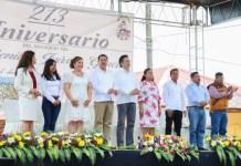 Anuncia Cuitláhuac García construcción de la carretera Tlachichilco-Zacualpan