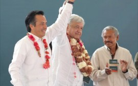 Carretera Tuxpan-Tampico será reconstruida: AMLO