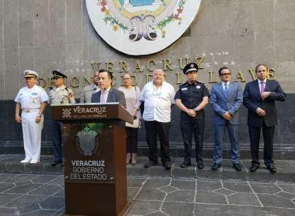 Veracruz en llamas y gober Cuitláhuac, pide tiempo al CJNG