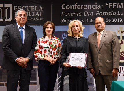 Necesaria una política criminal preventiva y punitiva para disminuir feminicidios: Patricia L González