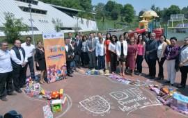 Inicia DIF Estatal colecta «Camino del Juguete» para llevar sonrisas a zonas marginadas