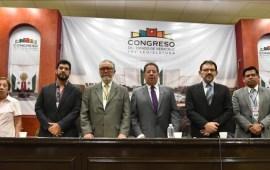 Participa Pozos Castro en Congreso sobre Estado de Bienestar y Educación en México