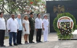 Refrenda el gobernador Cuitláhuac, lazos de amistad con Francia